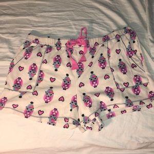 Kensie Pajama Shorts